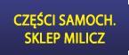 Części samoch. sklep Milicz
